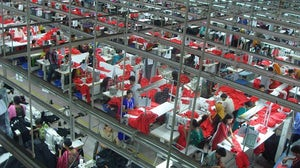 Garment manufacturing in Bangladesh | Source: Wikimedia Commons