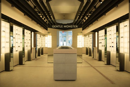 Inside Gentle Monster's New York flagship | Source: Courtesy