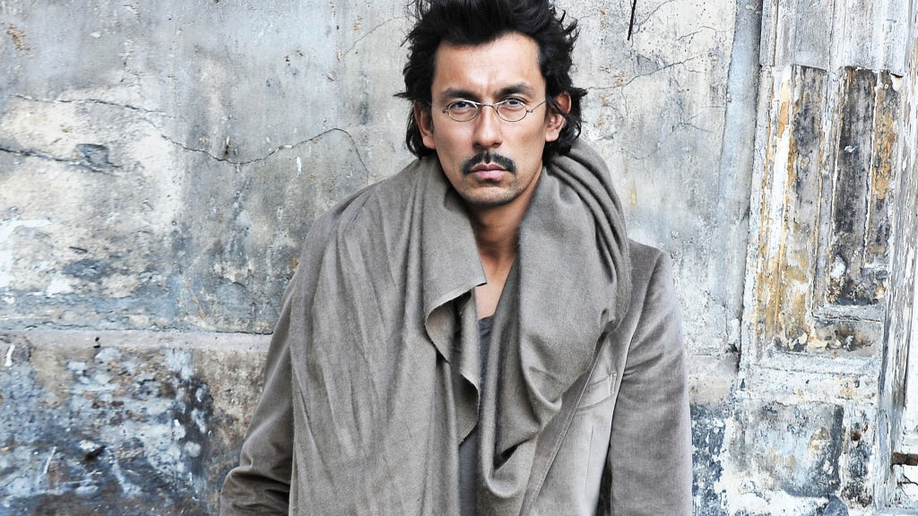 Haider Ackermann | Source: Courtesy