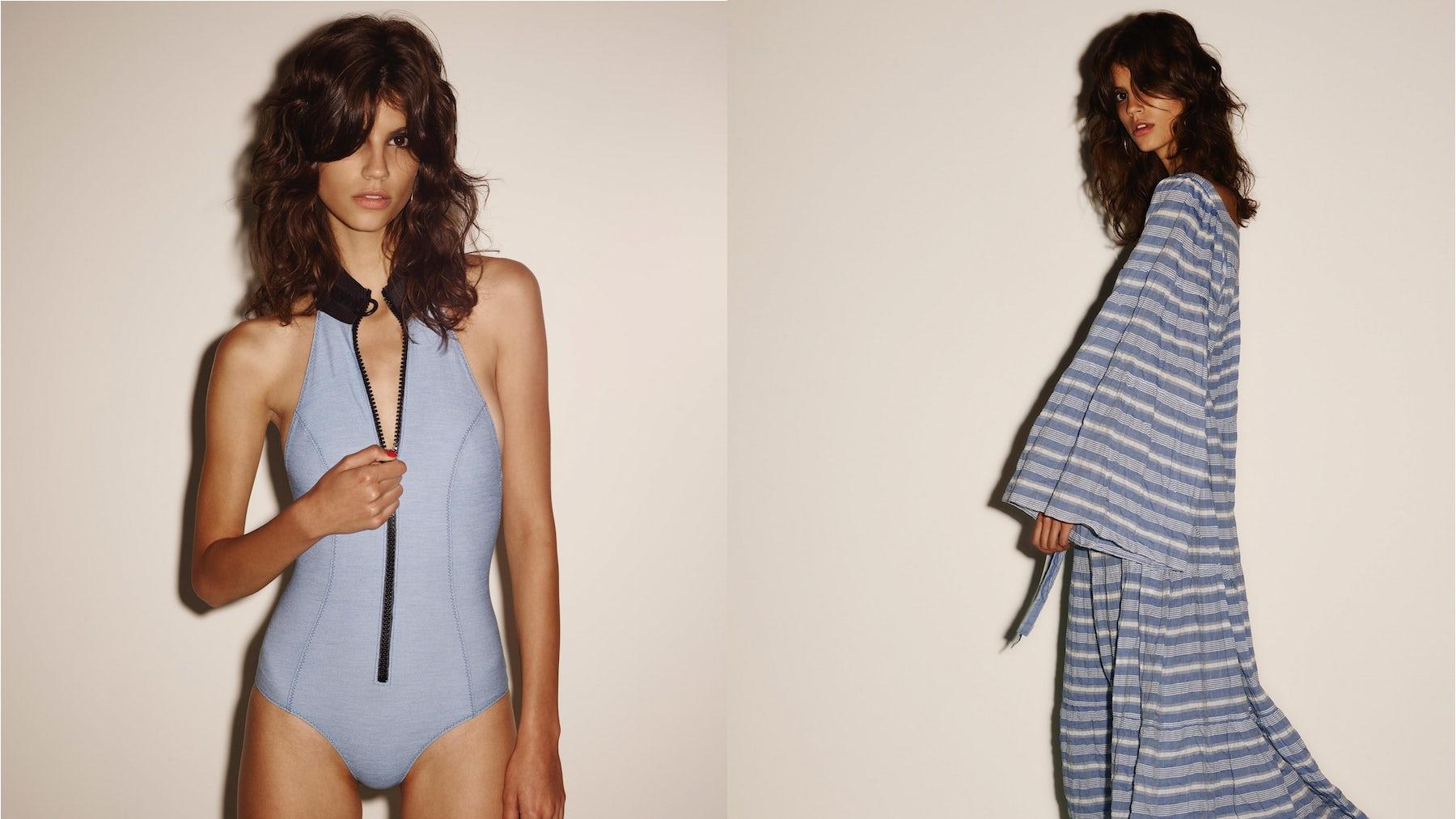 Lisa Marie Fernandez's Restrained Swimwear Revolution