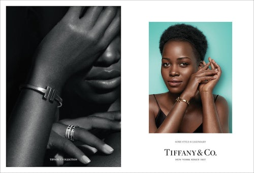 Elle Fanning in the new campaign for Tiffany & Co. | Source: Courtesy