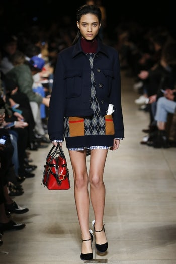 Miu Miu Fall/Winter 2016 cast by Bitton | Source: Courtesy