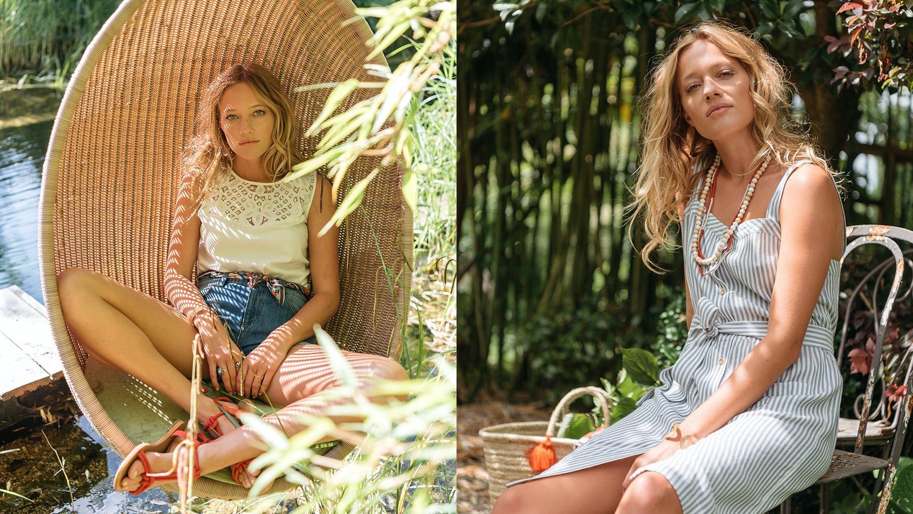 Scaling Sezane France S First Online Fashion Brand Intelligence Bof
