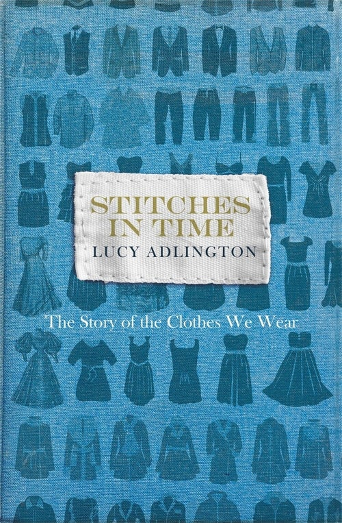 """""""Stitches in Time""""   Source: Random House"""