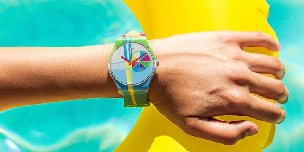 five forces on swatch group