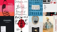 (Clockwise L-R) Bonnie Cashin: Chic is Where You Find It, (Rizzoli); Women in Dior: Portraits of Elegance, (Rizzoli); Stitches in Time: The Story of the Clothes We Wear, (Random House); We Can't Do This Alone. Jefferson Hack the System, (Rizzoli); Fashion Victims: The Dangers of Dress Past and Present, (Bloomsbury Visual Arts); Fashion Game Changers: Reinventing the 20th-Century Silhouette, (Bloomsbury); Chanel Catwalk, (Thames and Hudson) | Source: Rizzoli, Random House, Bloomsbury, Thames and Hudson