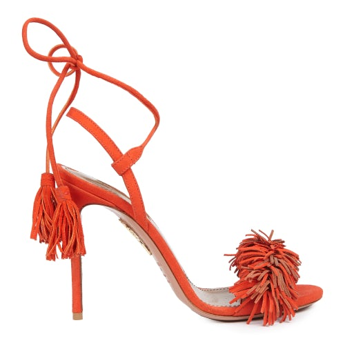 Aquazzura's Wild Thing Sandal | Source: Courtesy