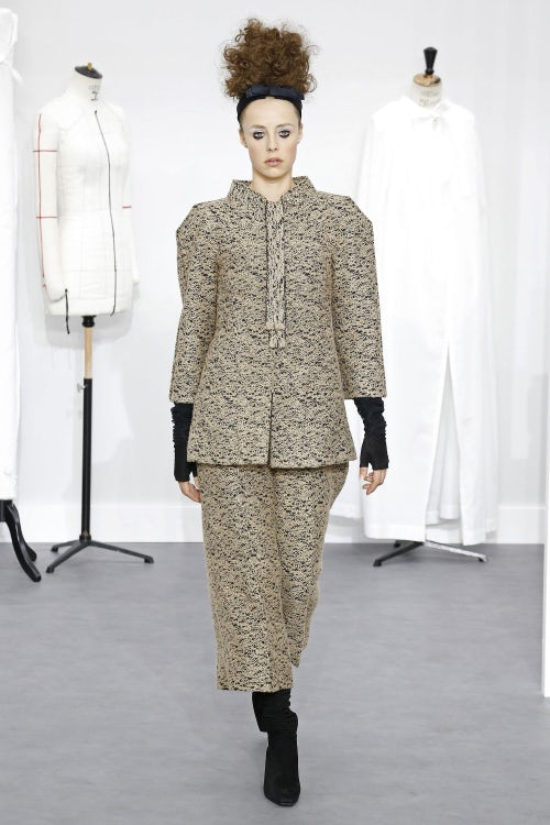 Chanel Haute Couture Autumn/Winter 2016 | Source: InDigital.tv