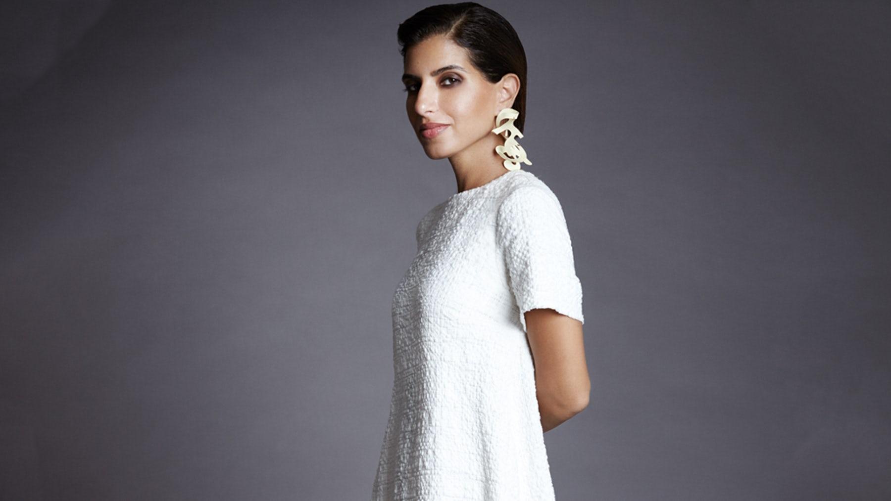 Deena Aljuhani Abdulaziz, editor-in-chief of Vogue Arabia | Source: Courtesy