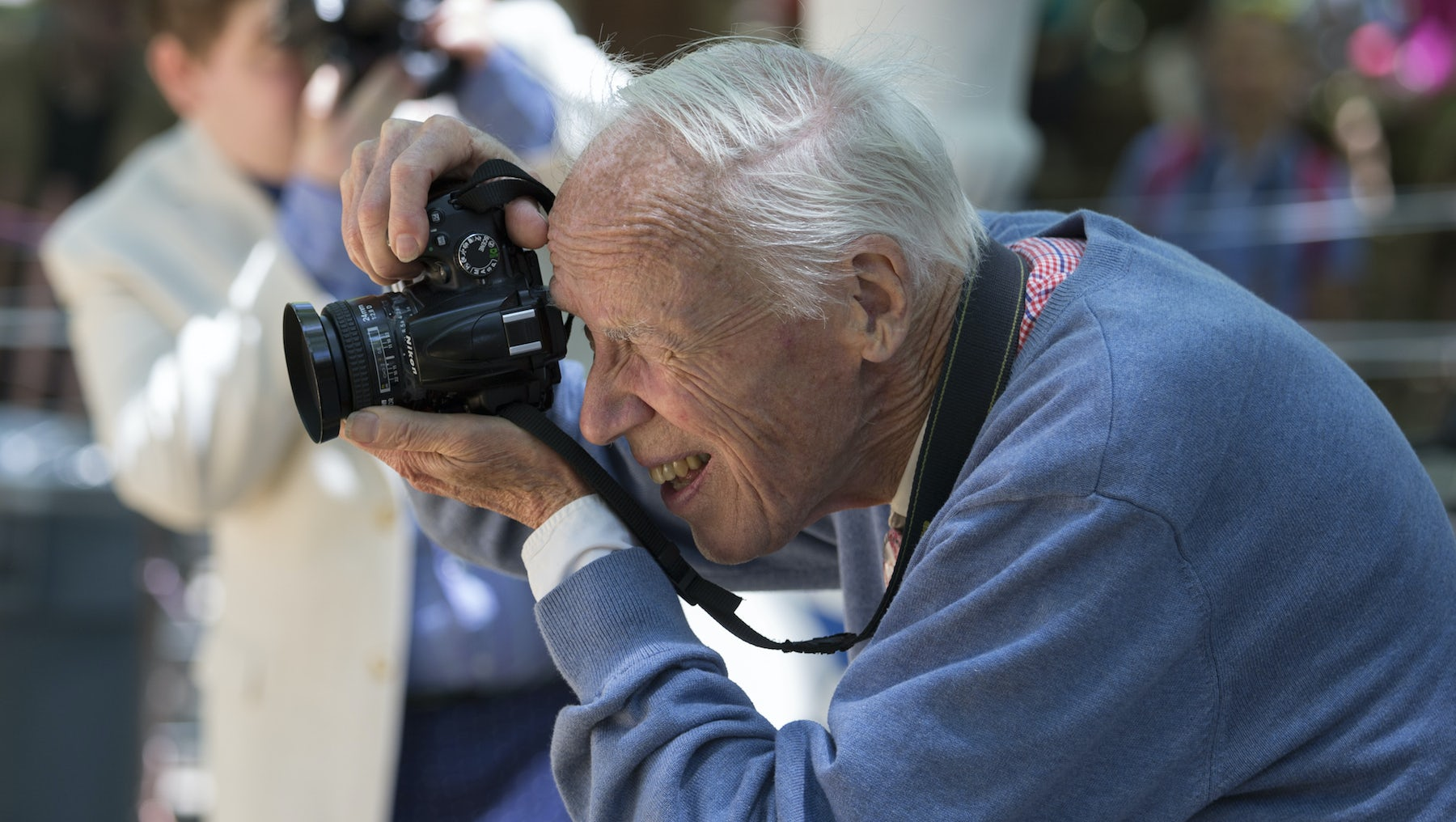 Bill Cunningham | Source: Shutterstock