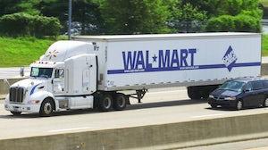 Walmart truck | Source: Shutterstock