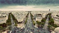 Aerial view of Paris|  Source: Shutterstock
