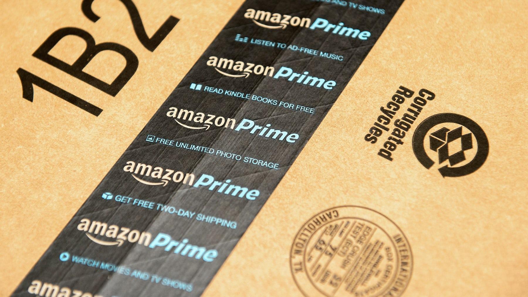 Amazon Package | Source: Shutterstock