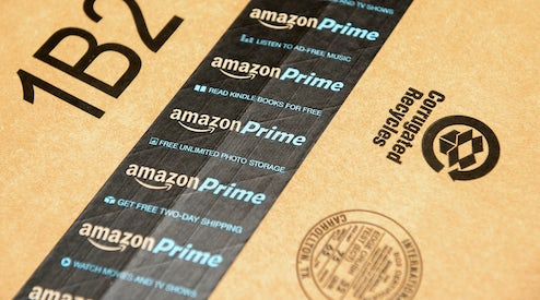 Amazon Delivery Pilots Ordered to End Strike for Retail Peak