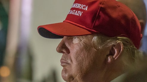 1c29b42c423 Make America Great Again  Hats Fall Short of  Made in USA  Claim ...