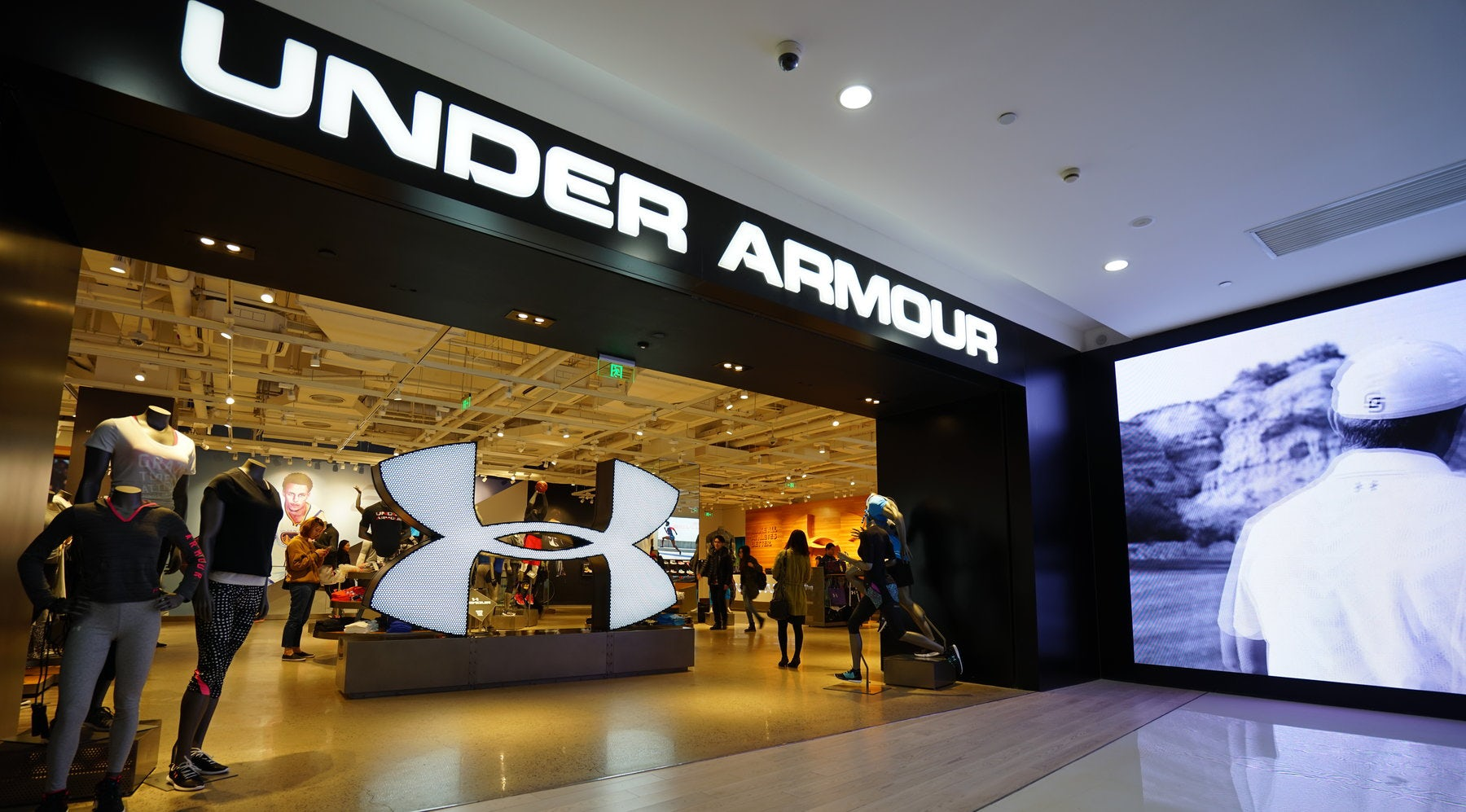Under Armour store Shanghai | Source: Shutterstock