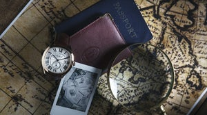 The Cartier Drive watch   Source: Cartier