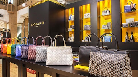 224 Year Old Goyard Seduces Luxury Giants