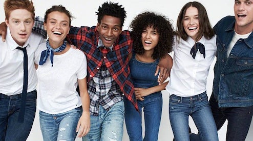Abercrombie & Fitch Can't Get the Grown-Ups Into the Kids