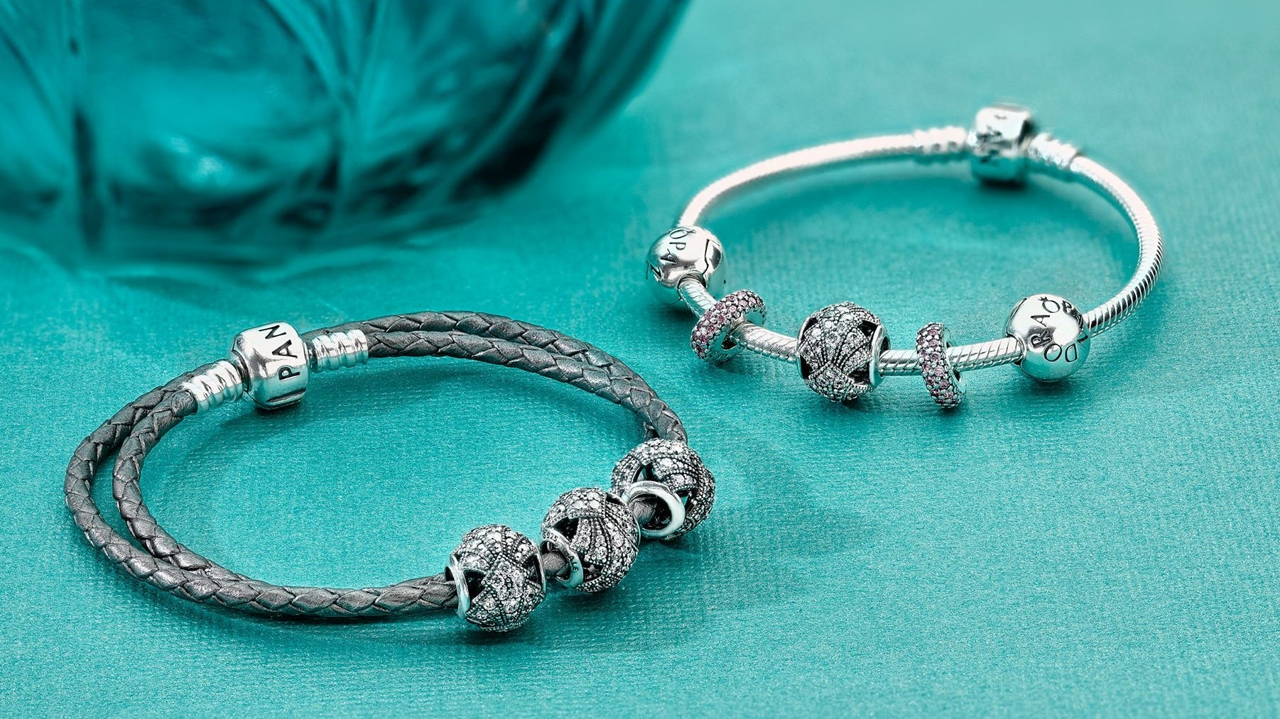 Pandora bracelets | Source: Courtesy
