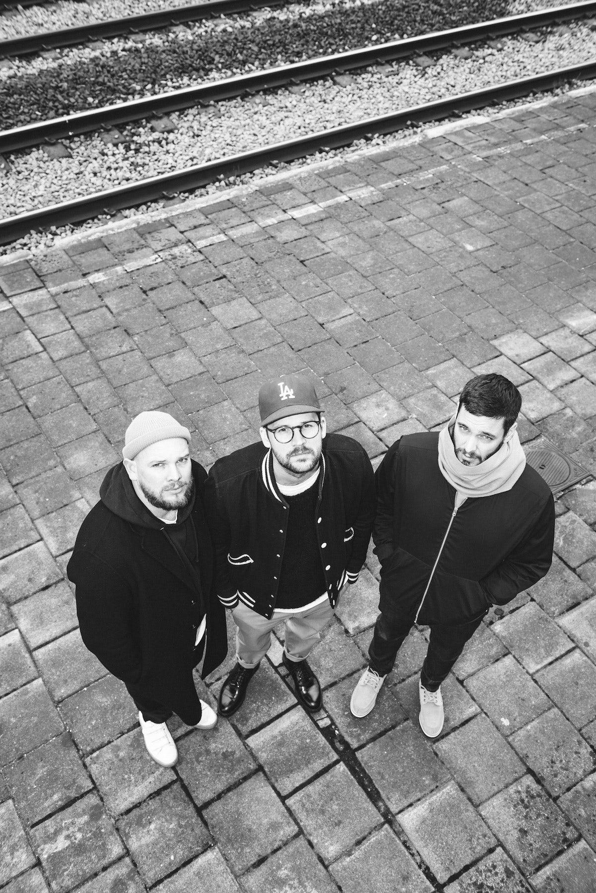 Matthias Weber, Niklaus Hodel and Florian Feder | Photo: Senne van der Ven