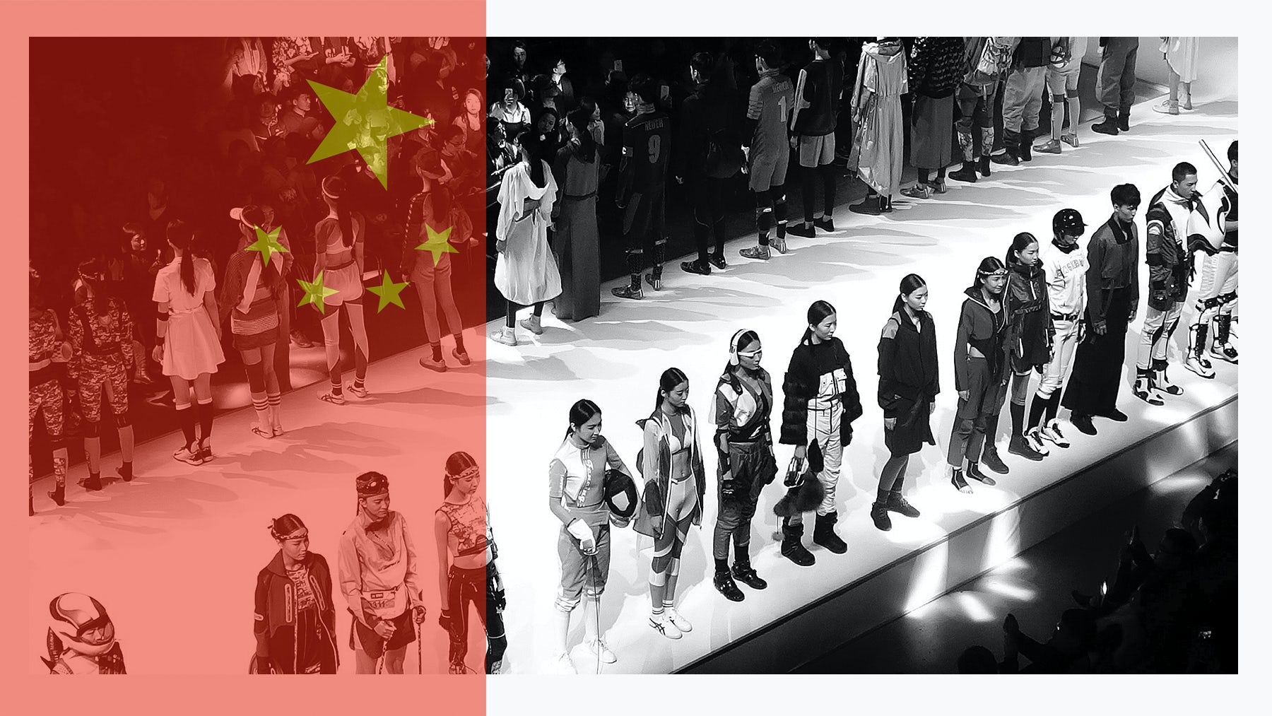 Top Fashion Schools in China: Pushing Forward Despite Philosophical Divide