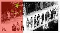Beijing Institute of Fashion Technology | Illustration: Costanza Milano for BoF