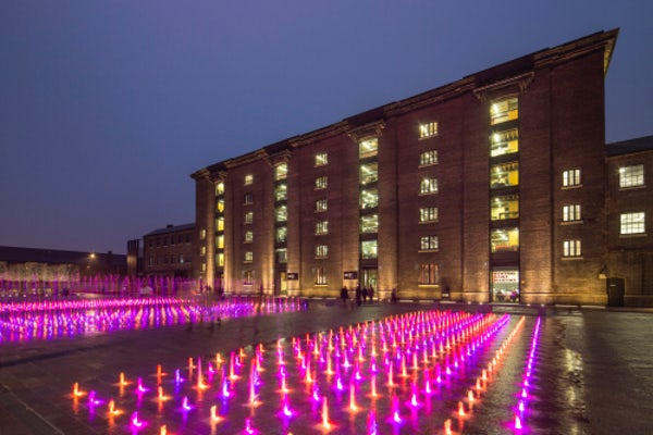Central Saint Martins | Source: Courtesy