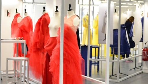 Top fashion schools in france a battle for innovation - Chambre syndicale de la couture site officiel ...