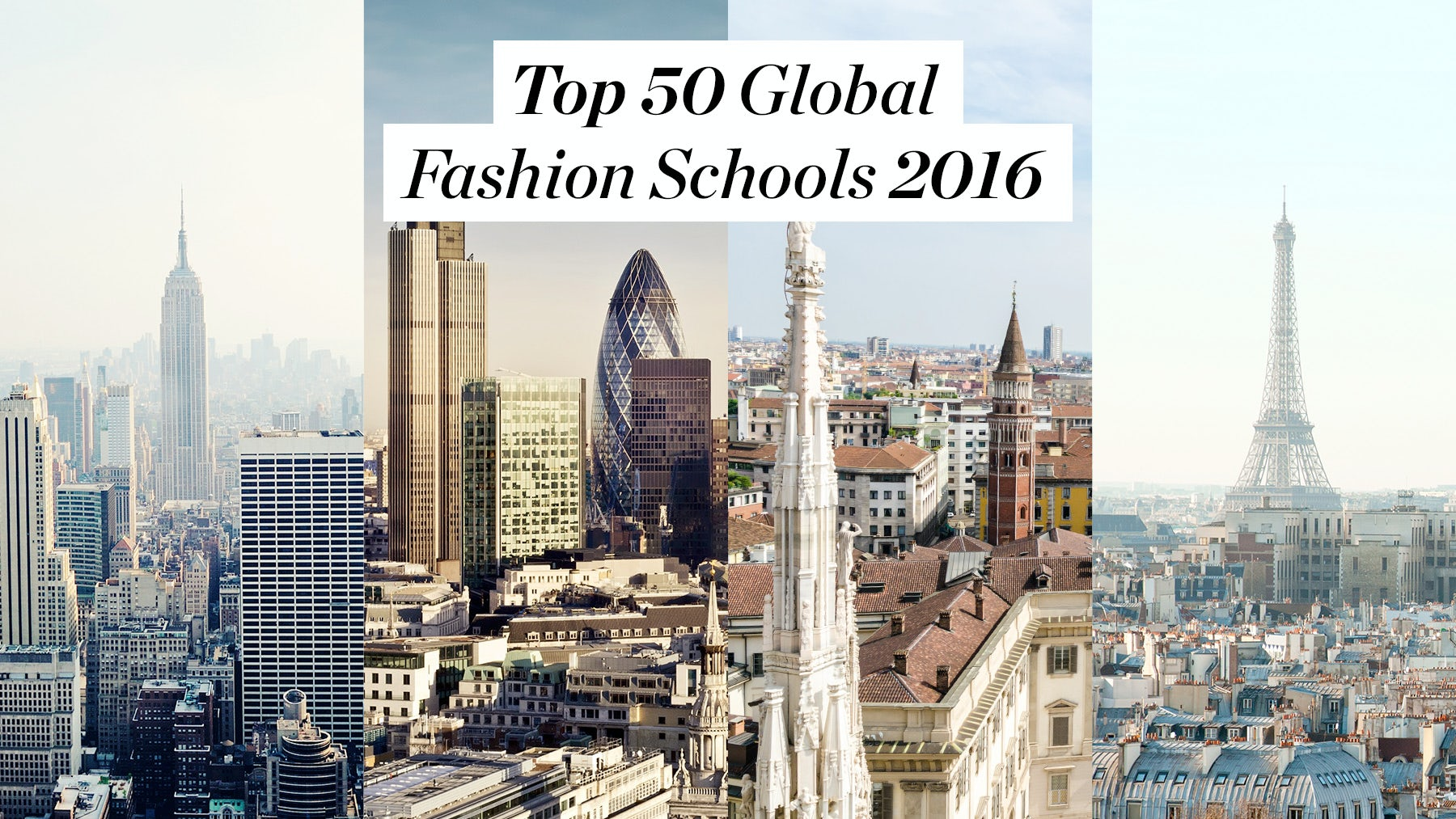 Top 5 Fashion Design Schools and Colleges in New York 2017 7