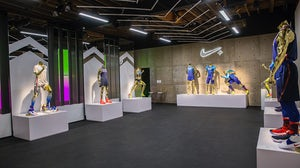 Nike+ studio | Source: Courtesy