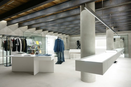 Verbal & Yoon's new Ambush® Workshop store in Tokyo | Photo: Dan Bailey