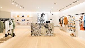 Sandro Store in Hong Kong | Source: SMCP