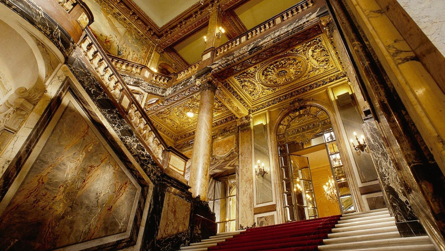 Hotel Potocki, Paris   Source: Courtesy