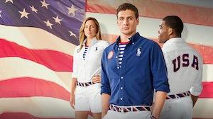 Ralph Lauren for Team USA Rio 2016 | Source: Ralph Lauren