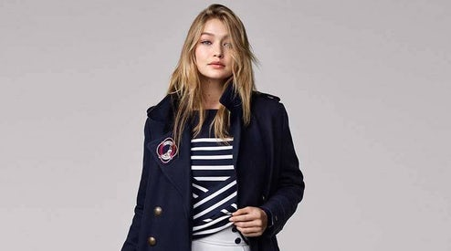 9f2b777c Tommy Hilfiger Hasn't Been Cool in Years. Is a Supermodel the Fix ...