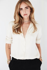 Chiara Ferragni, founder of The Blonde Salad | Source: Courtesy