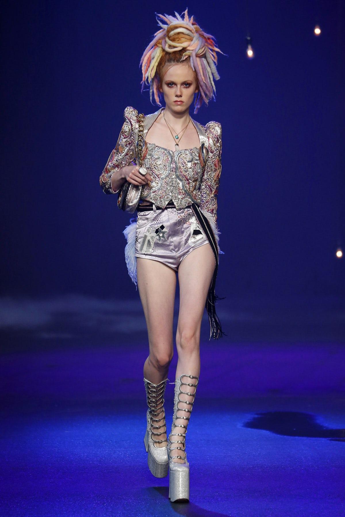 Pure, Vital Fashion at Marc Jacobs