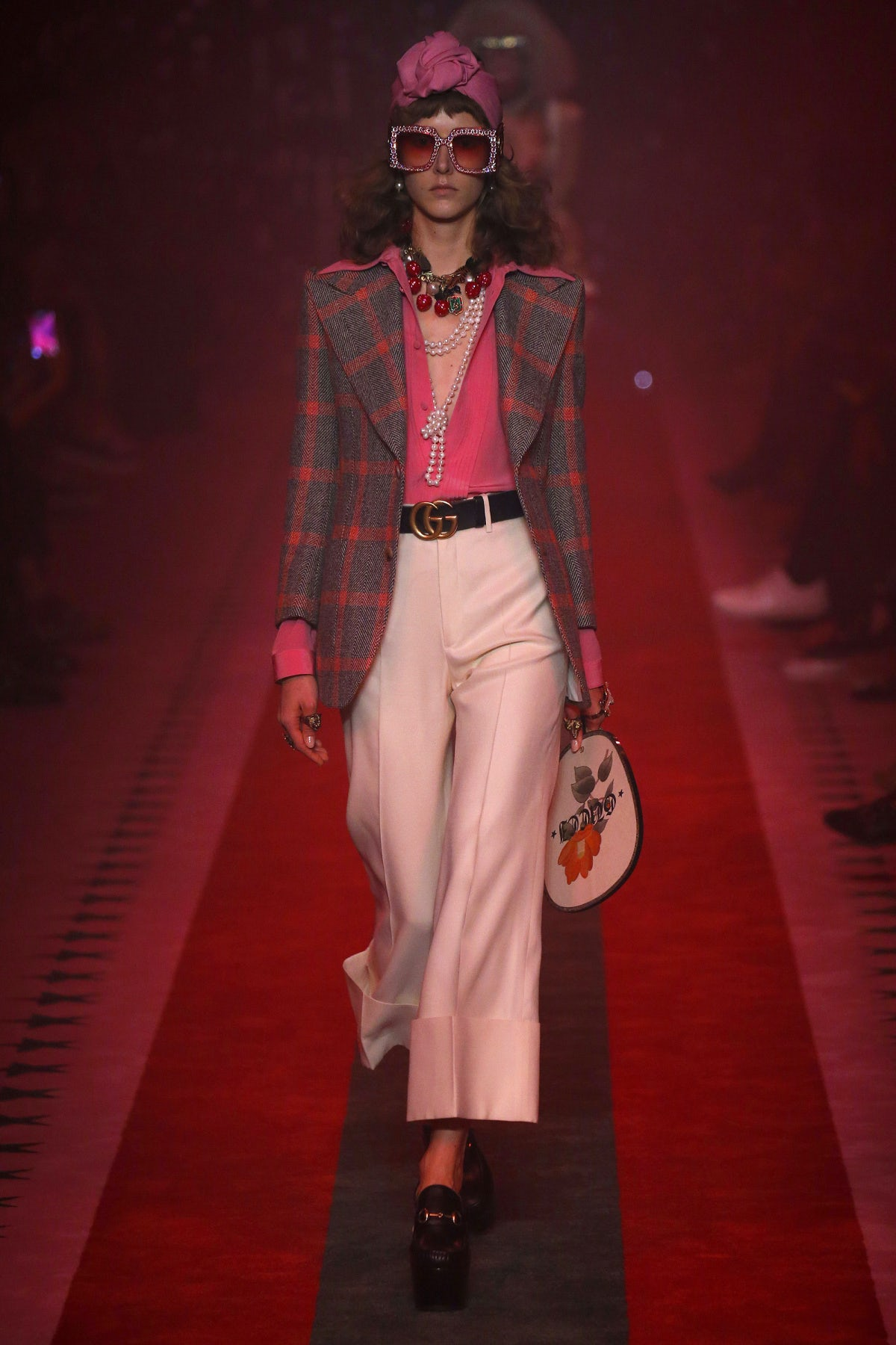 Gucci Spring/Summer 2017 | Source: InDigital.tv