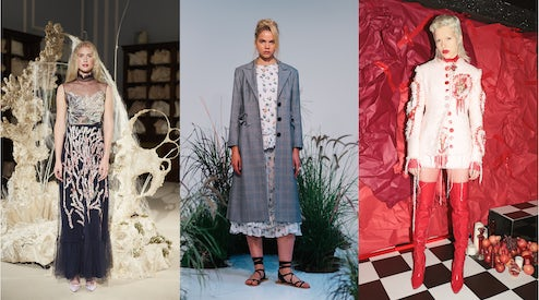 5 Young London Designers You Need To Know Opinion Bubble And Speak Bof