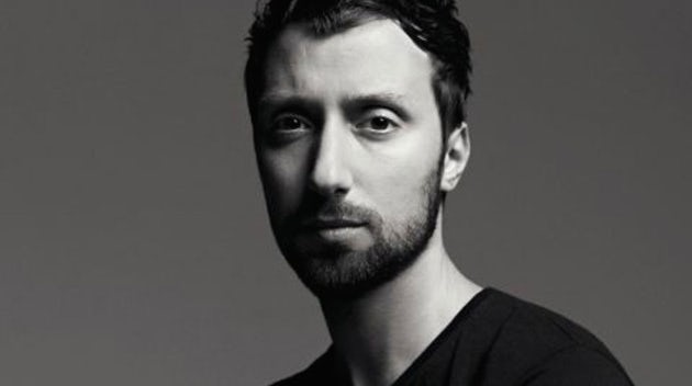 Creative Director of Saint Laurent, Anthony Vaccarello