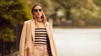 Global style ambassador Olivia Palermo stars in Banana Republic's Autumn 2016 campaign | Source: Courtesy