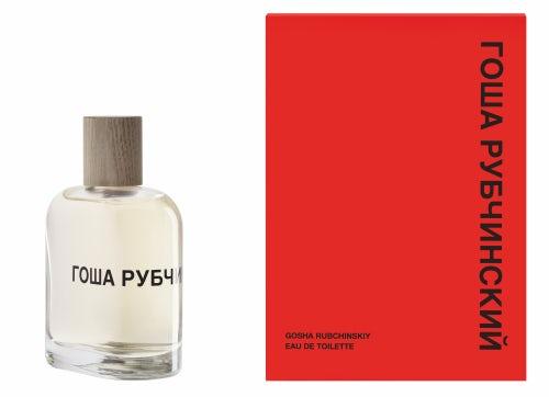 The Gosha Rubchinskiy perfume   Source: Courtesy