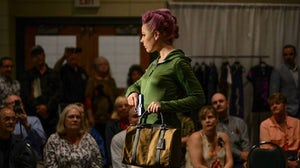 A look at the Concealed Carry Fashion Show   Source: Concealed Carry Fashion Show