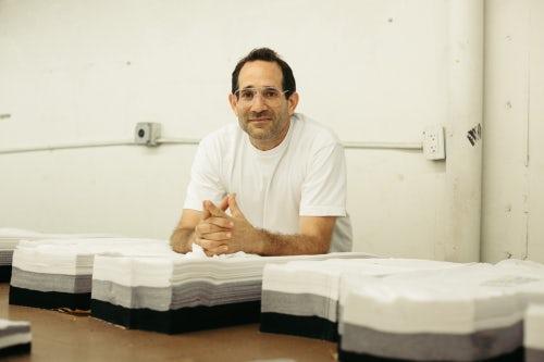 Dov Charney | Photo: Elizabeth Weinberg