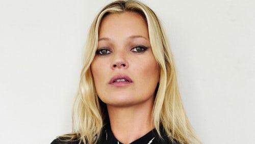 Kate Moss | Photo by Nikolai von Bismarck