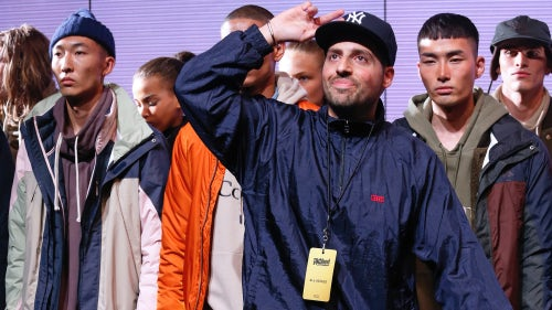 Last night Ronnie Fieg made his official New York Fashion Week debut | Source: Courtesy