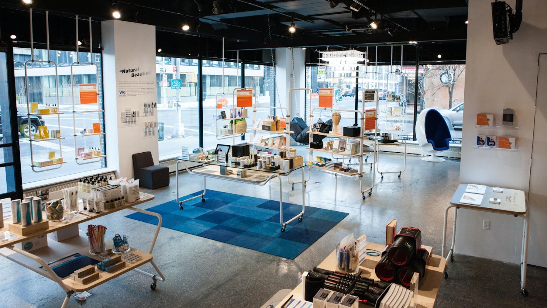 Inside Story, Rachel Shechtman's New York concept store   Source: Courtesy