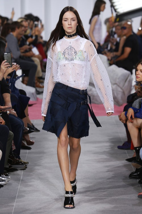 Something Old Makes Something New at Carven