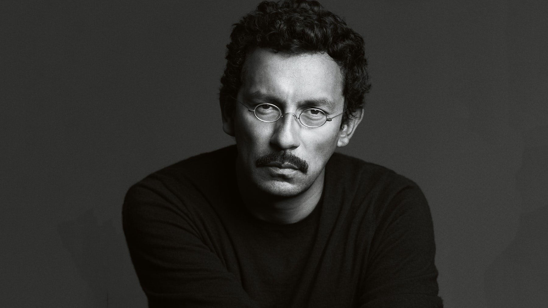 Haider Ackermann | Photo: Mark Abrahams, courtesy of Berluti